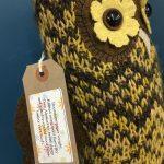 Alpaca Crafted Owl