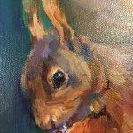 Fine Art Squirrel