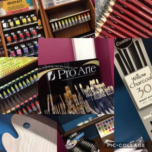 Art Materials Medley
